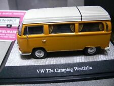 1/43 Premium Classixxs VW T2 a Camping Westfalia gelb 11334