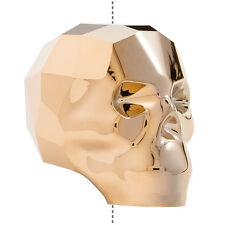 Swarovski 5750 Crystal Skull Bead Rose Gold (19mm) Pack of 1 (M55/4)