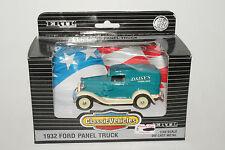 ERTL DIECAST 1932 FORD PANEL TRUCK, DAISY'S FLORAL GIFTS, 1:43, NIB