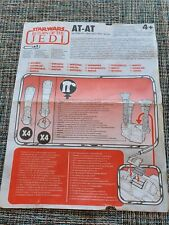 Hasbro 2012 Star Wars AT-AT The Vintage Collection Assembly Instructions