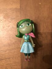 Disney Pixar Inside Out Envy Doll 3 INCH PVC POSEABLE CAKE TOPPER TOMY FIGURE 1@