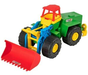 Multicolor Loader Toy, Digger Toy Truck, Made in Ukraine