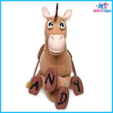 "Disney Toy Story Bullseye 16"" Plush Toy Figure with Sounds brand new in box"