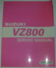Genuine Suzuki Workshop Service Manual VZ800 Marauder 99500-38050-01E