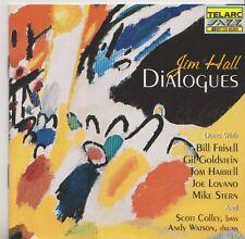 JIM HALL   CD DIALOGUES