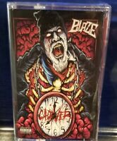 Blaze Ya Dead Homie - Cadaver Alt Cover Cassette Tape SEALED insane clown posse