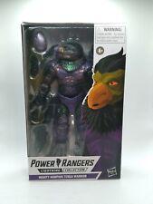 Power Rangers Lighting Collection Mighty Morphin Tenga Warrior New