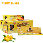 HONEYPUFF+Mango+Flavored+Cigarette+Rolling+Papers+King+Size+With+Insert+Full+Box