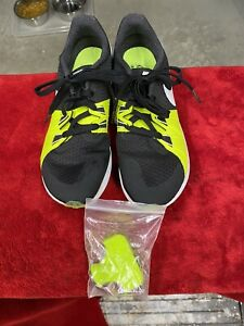 Women's Nike Rival XC Cross Country Shoes Black Volt (904717-017) Size 9