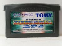 Zoids Saga Fuzors-GBA Game Boy Advance-2004-AGB-BZFJ-JPN-Japan Import