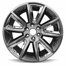 Aluminum Alloy Wheel Rim 22 Inch 15-18 Chevy Suburban 1500 6 Lug 139.7mm 22x9