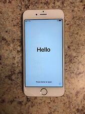 iphone 6s Verizon Unlocked 16gb used w/ Lifeproof case