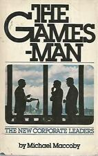 N59 The games-man Michael Maccoby Simon and Schuster In inglese 1974