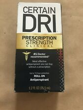 Certain Dri Anti-Perspirant Clinical Roll-On Exp.2023