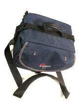 Nice LOWEPRO NOVA 3 CAMERA BAG w/ Zippered Compartments, Dividers, Strap, Pocket