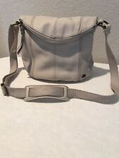 THE SAK Slouch Tote Extra Eggshell Tan Leather Purse Handbag
