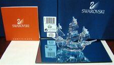 Swarovski Retired Santa Maria Ship Retired in 2004 162882 New