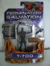 TERMINATOR SALVATION  FIGURA T-700 12  CM GIOCHI PREZIOSI NUEVO PRECINTADO