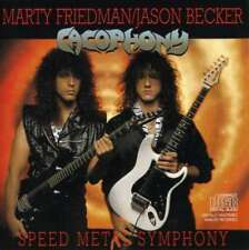 Cacophony - Speed Metal Symphony NEW CD