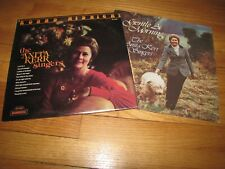 THE ANITA KERR SINGERS - COLLECTION OF ANITA KERR RECORDS LOT OF 2 LPS