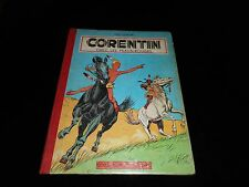 Paul Cuvelier : Corentin chez les peaux rouges EO Le Lombard 1956