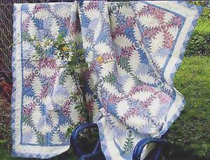 """Schöner Quilt """"Pine apple"""", 175 x 220 cm, Handarbeit!"""