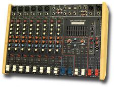 Studiomaster Powermixer / Mischpult Vision 1008 / 2 x 500W Demogerät / OVP !