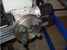 "6"" Rotary chuck CNC Plasma Cutting"