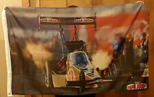 Leah Pritchard Papa Johns NHRA Sign Flag Banner Plate Poster Sport Fan dragster