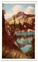 Early 1900s Lake Mary, Big Cottonwood Canyon, UT Postcard
