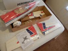 "RC airplane balsa wood ARF kit Katana 3D acrobatic 49"" ws"