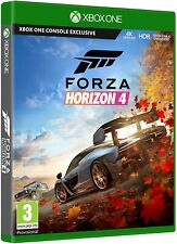 Forza Horizon 4 Xbox One Game - UK PAL