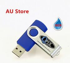 QPIX USB 2.0 FLASH DRIVE MEMORY STICK 8G