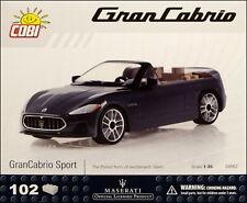 COBI Maserati GranCabrio (24562) - 102 elem. - 1:35 scale