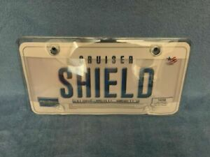 2020 License Plate Cover Anti Red Light & Speed Camera PhotoShield - FREE S&H!