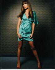 NATALIE ZEA SIGNED SEXY  PHOTO UACC REG 242 (2)
