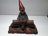 "Vintage1987 Tom Clark ""Tank"" Gnome Figurine #98"