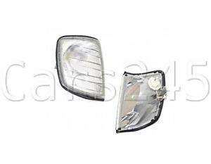 Corner Light Turn Signal Clear Right Fits MERCEDES E-Class W124 1984-1995