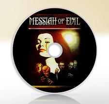 Messiah Of Evil (1975) DVD Classic Horror Movie / Film Michael Greer