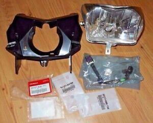 HONDA TRX 250X TRX250X HEADLIGHT FRONT LIGHT ASSEMBLY 18-20, 33100-HN6-F81