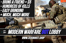 Call of Duty: Modern Warfare Boost Lobby Prestige Bot Lobby PC / PS4 / XBOX ONE