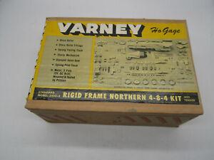 Varney Rigid Frame Northern 4-8-4 Kit 2100-K Engine Sealed! NEW! Unopened NIB