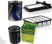 Original MANN-Filter Inspektionspaket Set SCT Motor Flush Motorspülung 11572959