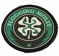 Flogging Molly Irish Morale Patch Tactical Military Army Flag Badge Hook USA