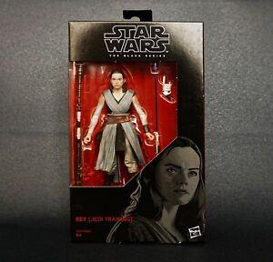 Hasbro / Star Wars - The Black Series n° 44 - Rey (Jedi Training) - 100% NEW