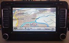 VW Skoda Seat RNS 510 Navigation Reparatur Boot Fehler Startfehler
