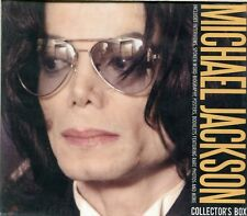 Michael Jackson : Collector's Box (3 CD + booklets + fold-out poster)
