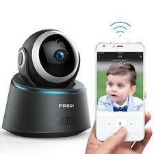 Fredi Hd 1080P Wireless Wifi Ip Camera Cctv Security System Monitor Night Vision