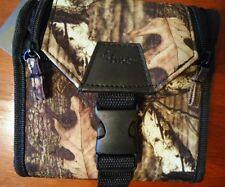 Mossy Oak Binocular Case Break Up Infinity Camouflage Protect Strap Camera Bag