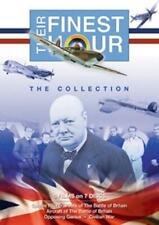 Their Finest Hour Collection (5 Documentaries) <Region 2 DVD, sealed>